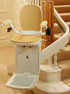 Nuevo modelo de silla salvaescaleras