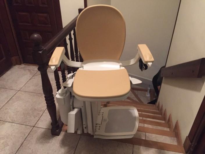 sillas salvaescaleras en Ourense
