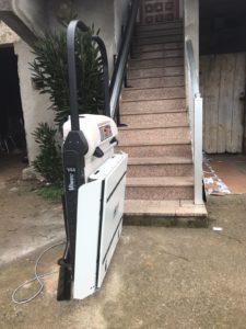 vimec plataforma salva escaleras